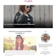 Fabish Slider Blogger Templates