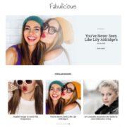 Fabulicious Blogger Templates