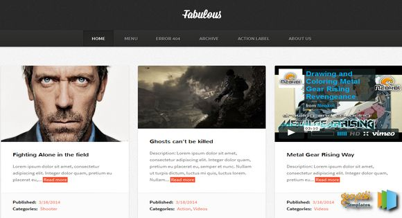 Fabulous Responsive Blogger Template. Free Blogger templates. Blog templates. Template blogger, professional blogger templates free. blogspot themes, blog templates. Template blogger. blogspot templates 2013. template blogger 2013, templates para blogger, soccer blogger, blog templates blogger, blogger news templates. templates para blogspot. Templates free blogger blog templates. Download 1 column, 2 column. 2 columns, 3 column, 3 columns blog templates. Free Blogger templates, template blogger. 4 column templates Blog templates. Free Blogger templates free. Template blogger, blog templates. Download Ads ready, adapted from WordPress template blogger. blog templates Abstract, dark colors. Blog templates magazine, Elegant, grunge, fresh, web2.0 template blogger. Minimalist, rounded corners blog templates. Download templates Gallery, vintage, textured, vector,  Simple floral.  Free premium, clean, 3d templates.  Anime, animals download. Free Art book, cars, cartoons, city, computers. Free Download Culture desktop family fantasy fashion templates download blog templates. Food and drink, games, gadgets, geometric blog templates. Girls, home internet health love music movies kids blog templates. Blogger download blog templates Interior, nature, neutral. Free News online store online shopping online shopping store. Free Blogger templates free template blogger, blog templates. Free download People personal, personal pages template blogger. Software space science video unique business templates download template blogger. Education entertainment photography sport travel cars and motorsports. St valentine Christmas Halloween template blogger. Download Slideshow slider, tabs tapped widget ready template blogger. Email subscription widget ready social bookmark ready post thumbnails under construction custom navbar template blogger. Free download Seo ready. Free download Footer columns, 3 columns footer, 4columns footer. Download Login ready, login support template blogger. Dro