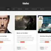 Fabulous Responsive Blogger Template
