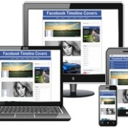 Facebook Cover Store Blogger Template