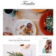 Familia Blogger Templates