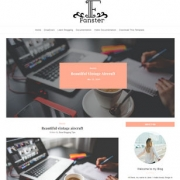 Fanster Blogger Templates