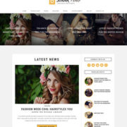 Fashion Staar Blogger Templates