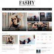 Fashy Blogger Templates