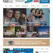 Fast Mag Blogger Templates