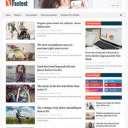 Fastest Blogger Templates