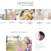 Feminist Blogger Templates