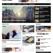 Fenomen Blogger Templates