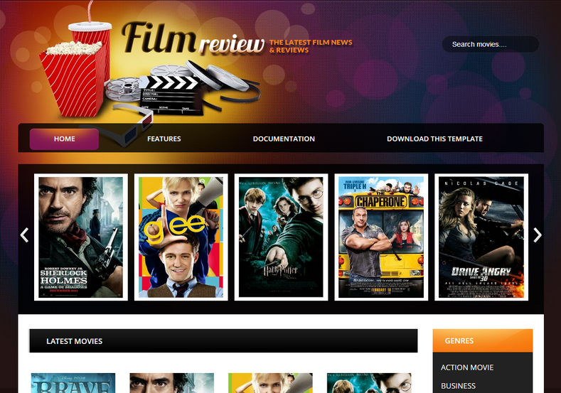 Film Reviews Movie Blogger Template. Blogger Themes. Free Blogspot templates for your blogger blog. Best suitable for news blog templates. Best Ads ready blogspot templates help for add adsense ad code and easily showing adsence ads in your blog. Adapted from WordPress templates are converted from WordPress themes. It is help for take your rich. Blogger magazine template specially designed for magazine blogs. The writers can utilize this themes for take blog attractive to users. Elegant themes are more used themes in most of the blogs. Use minimalist blog templates for rich look for your blog. Free premium blogger themes means, themes authors release two types of themes. One is premium another one is free. Premium templates given for cost but free themes given for no cost. You no need pay From California, USA. $10 USD, or $20 USD and more. But premium buyers get more facilities from authors But free buyers. If you run game or other animation oriented blogs, and you can try with Anime blog templates. Today the world is fashion world. So girls involve to the criteria for make their life fashionable. So we provide fashion blogger themes for make your fashionable. News is most important concept of the world. Download news blogger templates for publishing online news. You can make your blog as online shopping store. Get Online shopping store blogger template to sell your product. Navigation is most important to users find correct place. Download drop down menu, page navigation menu, breadcrumb navigation menu and vertical dropdown menu blogspot themes for free. Google Guide to blogging tips and tricks for bloggers. Google bloggers can get blogspot trick and tips for bloggers. Blog templates portfolio professional blogspot themes, You can store your life moments with your blogs with personal pages templates. Video and movie blogs owners get amazing movie blog themes for their blogs. Business templates download. We publish blogger themes for photographers. Photographers easily share photos via photography blog themes. St valentine Christmas Halloween templates. Download Slideshow slider templates for free. Under construction coming soon custom blogspot template. Best beautiful high quality Custom layouts Blog templates from templateism, SoraTemplates, templatetrackers, simple, cute free premium professional unique designs blog themes blogspot themes. Seo ready portfolio anime fashion movie movies health custom layouts best download blogspot themes simple cute free premium professional unique designs xml html code html5.