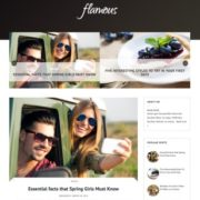 Flamous Blogger Templates