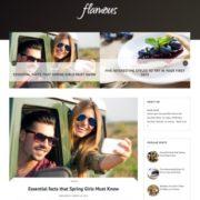 Flamous Blogger Templates