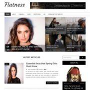 Flatness Blogger Templates