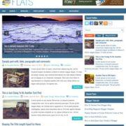 Flats Blogger Templates