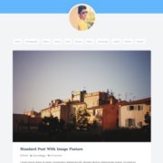 Flex Blogger Templates