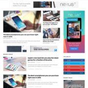 Flexmag Blogger Templates