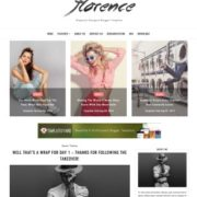 Florence Blogger Templates