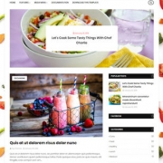 FoodUp Blogger Templates