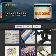 Fresher Landing Page Responsive Blogger Templates