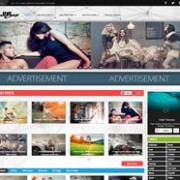 Fullbox Responsive Blogger Template