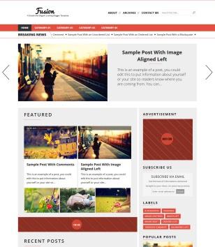 fusion-blogger-templates