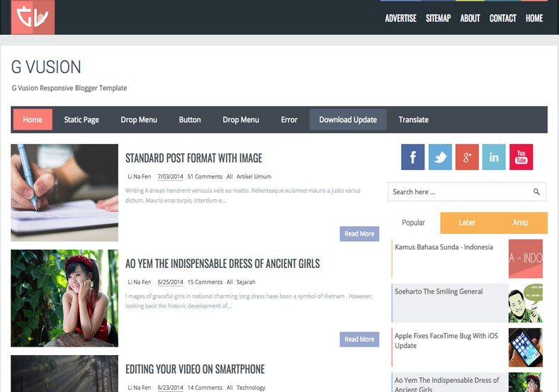 G Vusion V2 Responsive Blogger Template. Free Blogger templates. Blog templates. Template blogger, professional blogger templates free. blogspot themes, blog templates. Template blogger. blogspot templates 2013. template blogger 2013, templates para blogger, soccer blogger, blog templates blogger, blogger news templates. templates para blogspot. Templates free blogger blog templates. Download 1 column, 2 column. 2 columns, 3 column, 3 columns blog templates. Free Blogger templates, template blogger. 4 column templates Blog templates. Free Blogger templates free. Template blogger, blog templates. Download Ads ready, adapted from WordPress template blogger. blog templates Abstract, dark colors. Blog templates magazine, Elegant, grunge, fresh, web2.0 template blogger. Minimalist, rounded corners blog templates. Download templates Gallery, vintage, textured, vector, Simple floral. Free premium, clean, 3d templates. Anime, animals download. Free Art book, cars, cartoons, city, computers. Free Download Culture desktop family fantasy fashion templates download blog templates. Food and drink, games, gadgets, geometric blog templates. Girls, home internet health love music movies kids blog templates. Blogger download blog templates Interior, nature, neutral. Free News online store online shopping online shopping store. Free Blogger templates free template blogger, blog templates. Free download People personal, personal pages template blogger. Software space science video unique business templates download template blogger. Education entertainment photography sport travel cars and motorsports. St valentine Christmas Halloween template blogger. Download Slideshow slider, tabs tapped widget ready template blogger. Email subscription widget ready social bookmark ready post thumbnails under construction custom navbar template blogger. Free download Seo ready. Free download Footer columns, 3 columns footer, 4columns footer. Download Login ready, login support template blogger. Drop down menu vertical drop down menu page navigation menu breadcrumb navigation menu. Free download Fixed width fluid width responsive html5 template blogger. Free download Blogger Black blue brown green gray, Orange pink red violet white yellow silver. Sidebar one sidebar 1 sidebar 2 sidebar 3 sidebar 1 right sidebar 1 left sidebar. Left sidebar, left and right sidebar no sidebar template blogger. Blogger seo Tips and Trick. Blogger Guide. Blogging tips and Tricks for bloggers. Seo for Blogger. Google blogger. Blog, blogspot. Google blogger. Blogspot trick and tips for blogger. Design blogger blogspot blog. responsive blogger templates free. free blogger templates. Blog templates. G Vusion V2 Responsive Blogger Template. G Vusion V2 Responsive Blogger Template. G Vusion V2 Responsive Blogger Template.