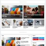 GNews Blogger Templates