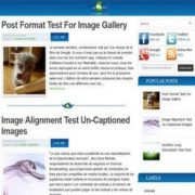 GalleryGlow Blogger Templates