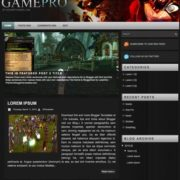 Game Pro Blogger Templates