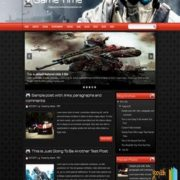 Game Time Blogger Templates