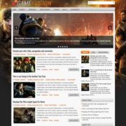 GameFusion Blogger Templates