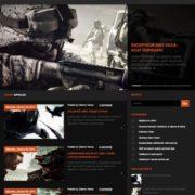 GameMix Blogger Templates
