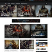 Games sora Blogger Templates