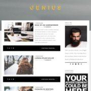 Genius Blogger Templates