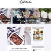 Gladiolus Blogger Templates