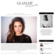 Glam Up Blogger Templates