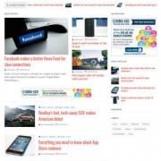 Googly Blogger Templates