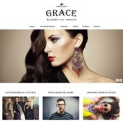 Grace Blogger Templates