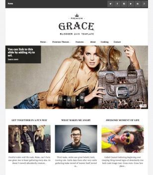 Grace Blogger Templates