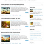 Great Blogger Templates