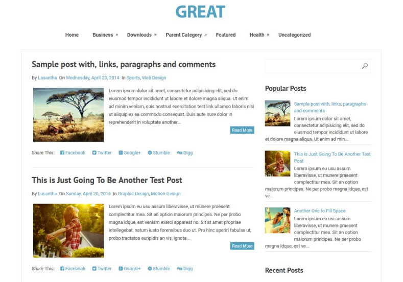 Great Blogger Template. Blogger Themes. Best suitable for news blog templates. Ads ready blogspot templates help for add adsense ad code and easily showing adsence ads in your blog. Adapted from WordPress templates are converted from WordPress themes. It is help for take your rich. Blogger magazine template specially designed for magazine blogs. The writers can utilize this themes for take blog attractive to users. Elegant themes are more used themes in most of the blogs. Minimalist blog templates. Free premium blogger themes means, themes authors release two types of themes. One is premium another one is free. Premium templates given for cost but free themes given for no cost. You no need pay From California, USA. $10 USD, or $20 USD and more. But premium buyers get more facilities from authors But free buyers. If you run game or other animation oriented blogs, and you can try with Anime blog templates. Today the world is fashion world. So girls involve to the criteria for make their life fashionable. So we provide fashion blogger themes for make your fashionable. News is most important concept of the world. Download news blogger templates for publishing online news. You can make your blog as online shopping store. Get Online shopping store blogger template to sell your product. Navigation is most important to users find correct place. Download drop down menu, page navigation menu, breadcrumb navigation menu and vertical dropdown menu blogspot themes for free. Google Guide. Blogging tips and Tricks for bloggers. Google bloggers can get blogspot trick and tips for bloggers. Blog templates portfolio professional blogspot themes, You can store your life moments with your blogs with personal pages templates. Video and movie blogs owners get amazing movie blog themes for their blogs. Business templates download. We publish blogger themes for photographers. Photographers easily share photos via photography blog themes. St valentine Christmas Halloween templates. Download Slideshow slider templates for free. Under construction coming soon custom blogspot template. Best beautiful high quality Custom layouts Blog templates from templateism, SoraTemplates, templatetrackers, simple, cute free premium professional unique designs blog themes blogspot themes. Seo ready portfolio anime fashion movie movies health custom layouts best download blogspot themes simple cute free premium professional unique designs xml html code html5.