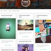 Grid Blogger Templates