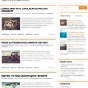 Groovy Responsive Blogger Templates