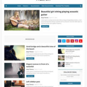 Haster Blogger Templates
