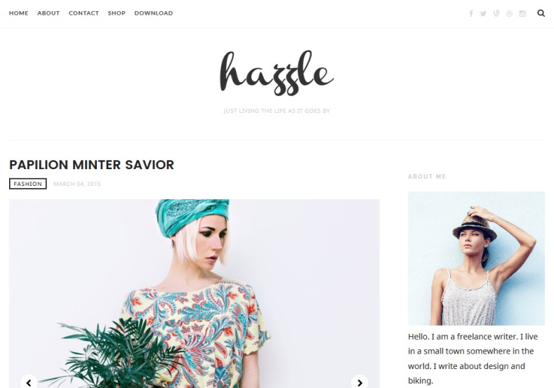 Hazzle Blogger Template. Daze Blogger Template. blog template free blogger templates 2017 with new and modern design to build blogger blog. Download best magazine blog themes Hazzle Blogger Template.