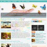 HealthZone Blogger Templates