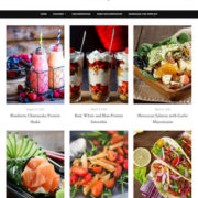 Healthy Blogger Templates