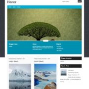 Hector Blogger Templates