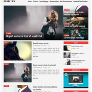 Himster Blogger Templates