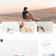 Holiday Blogger Templates